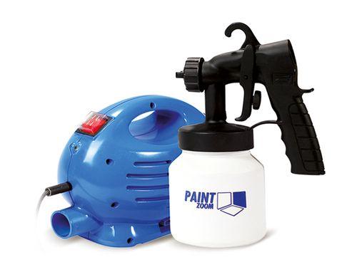 Pulverizador Para Pintura Paint Zoom