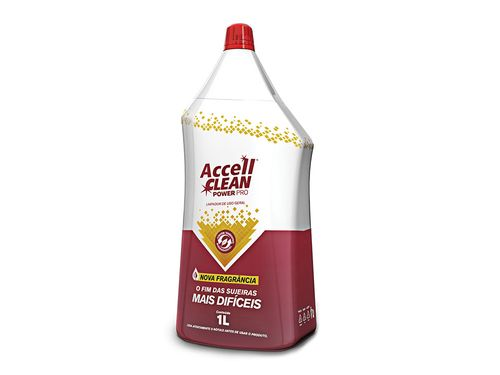 Limpador De Uso Geral New Accell Clean Power Pro Polishop