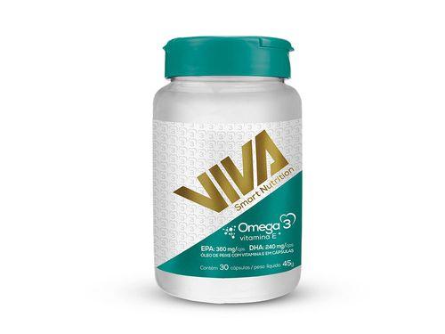 Ômega 3 Viva Smart Nutrition - 30 Cápsulas