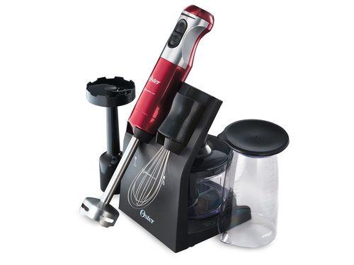 Mixer Multipower Elegance Oster - Vermelho