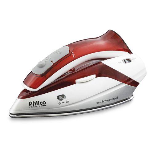 Ferro de Viagem Super Travel Philco Premium