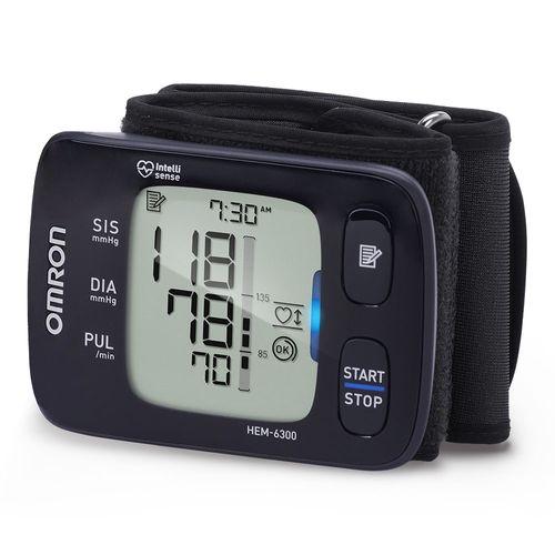 Monitor De Pressão De Pulso Elite+ Hem-6300 Omron