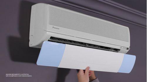 Direcionador de Ar Condicionado Comfy Air Polishop