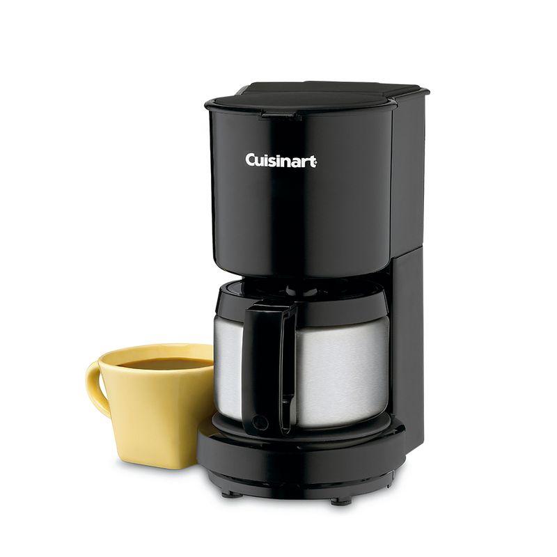 Cafeteira Elétrica Cuisinart Inox Preto 220v - Dcc450bk