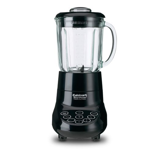 Liquidificador Smart Power Cuisinart Preto