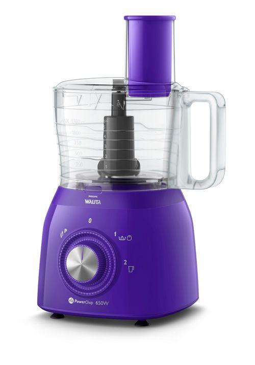 Processador 5 em 1 Ultra Violet Philips Walita - RI7631 - Roxo