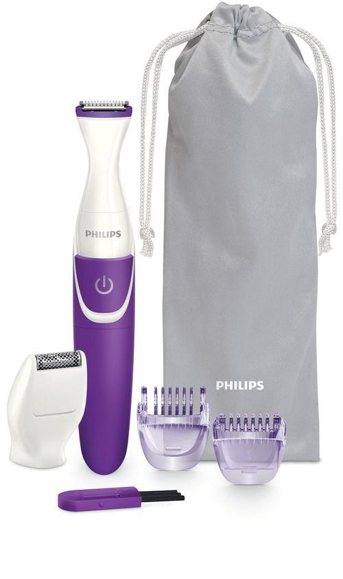 Aparador de Pelos Íntimos Bikini Genie Philips - BRT383/15 - Branco