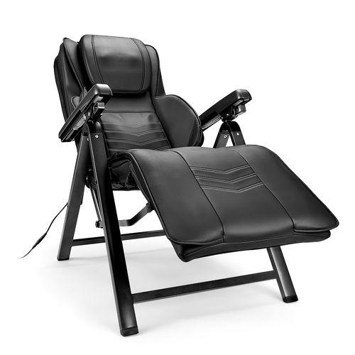 Cadeira de Massagem Dobrável com Aquecimento Multilaser