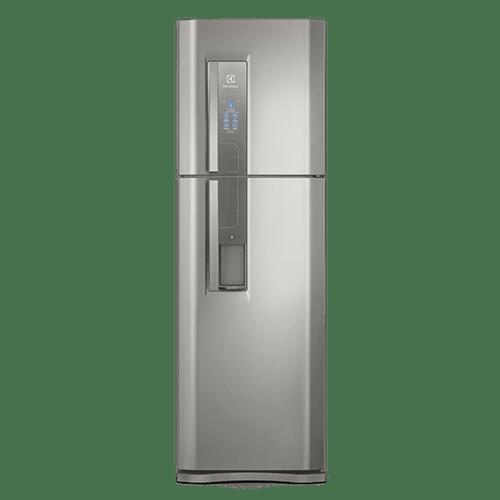 Geladeira Top Freezer com Dispenser de Água Platinum 400L (DW44S)