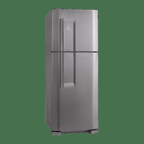 Geladeira/Refrigerador Cycle Defrost Inox 475L Electrolux (DC51X)