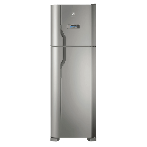 Geladeira/Refrigerador Frost Free Inox 371L Electrolux (DFX41)