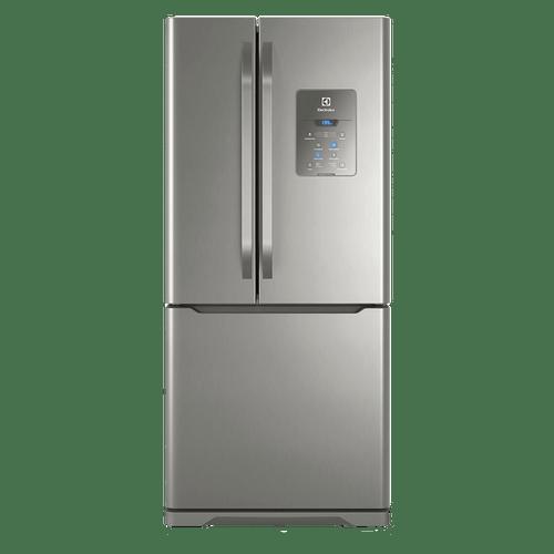 Geladeira/Refrigerador French Door Inox 579L Electrolux (DM84X)