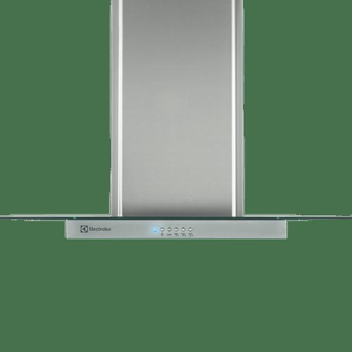 Coifa de Parede Inox com Campana de  Vidro 90cm Electrolux (90CVS)