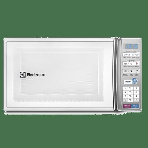Micro-Ondas Electrolux Branco 27L com 55 Receitas pré-programadas no Menu Online (MB37R)