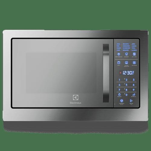 Micro-Ondas de Embutir, com Função Grill e Painel  Blue Touch, com Frontal Espelhado (MB38T)