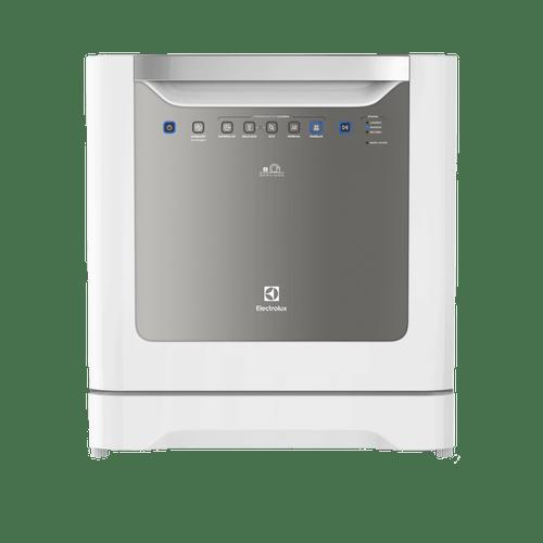 Lava-louças Branca 8 Serviços (LV08B)