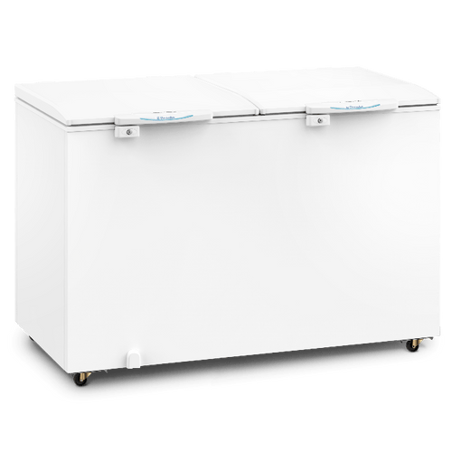 Freezer Horizontal Duas Portas Cycle Defrost 385L (H400)