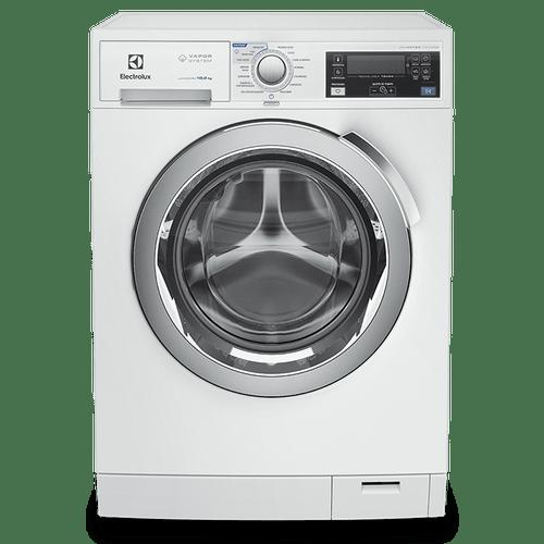 Lavadora de roupa Electrolux 10,2 Kg Front Load com Motor Inverter, Cesto Inox e Sistema Vapor (LFE10)