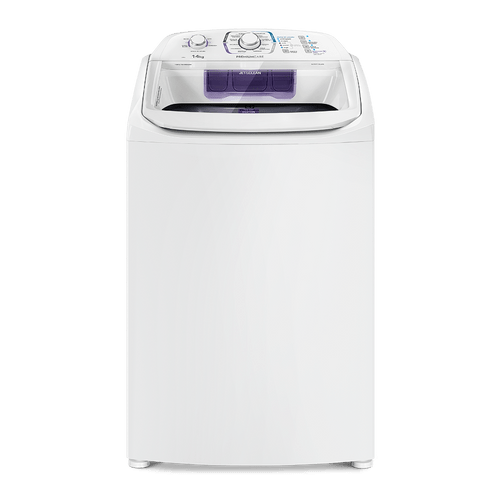 Lavadora  Electrolux 14 Kg Branca com Dispenser Autolimpante (LPR14)