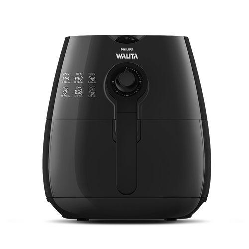 Fritadeira Elétrica Airfryer Viva Black Edition PHILIPS WALITA