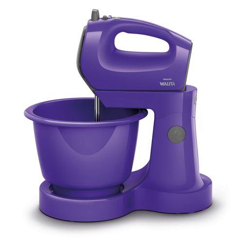 Batedeira Viva Ultra Violet Philips Walita - RI7200 - Roxa
