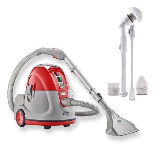 Extratora de Sujeira Multi Cleaner Wap 1400W + Grátis Escova Elétrica de Limpeza Power Scrub 360 Polishop