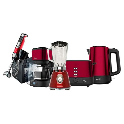 Kit Red Kitchen Completo Oster II