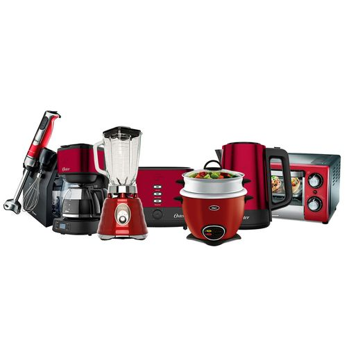 Kit Red Kitchen Completo Oster