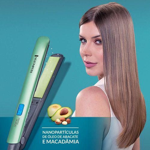 Prancha Shine Therapy 2x Remington