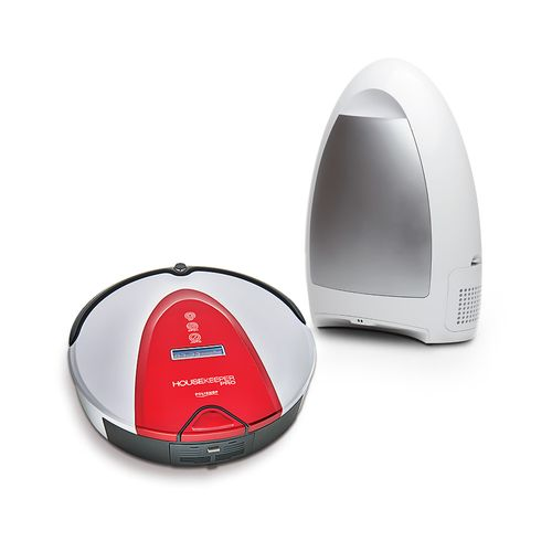 Robô Aspirador Housekeeper Pro e GANHE Aspirador Vacuum Cleaning Guard Polishop