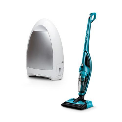 Aspirador Powerpro Aqua Philips Walita e GANHE Aspirador Vacuum Cleaning Guard Polishop