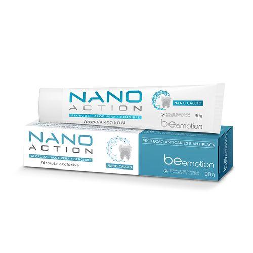 Creme Dental Nano Action Be Emotion
